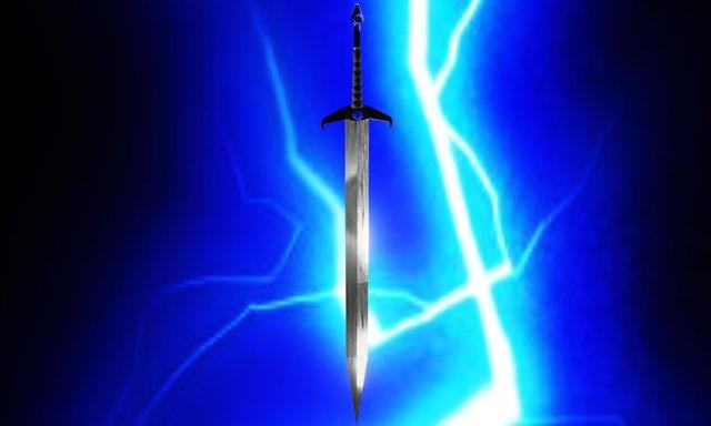 Sword Modeling