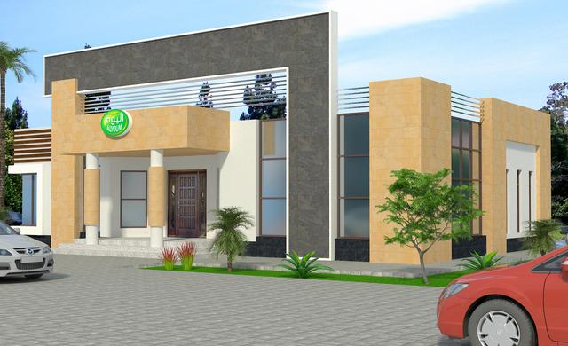 Architectural 3d designs