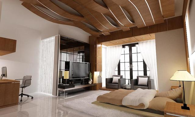 Interior of Bed room