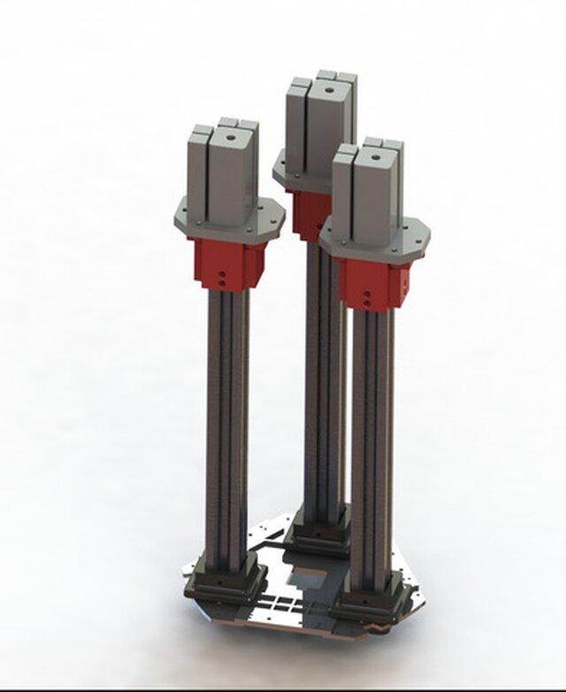 Robotic Structure Design