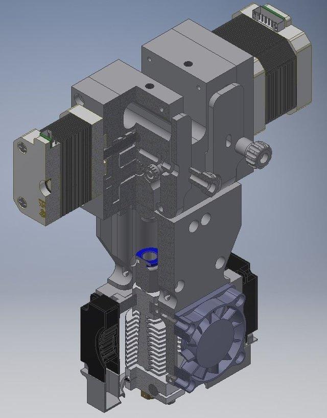 TronXY X5SA Pro Dual Direct Drive