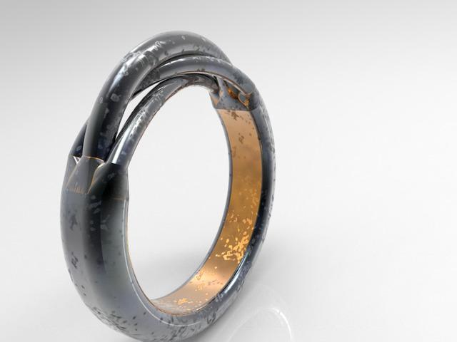 Braided Ring