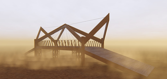 Burning Man Bridge Proposal
