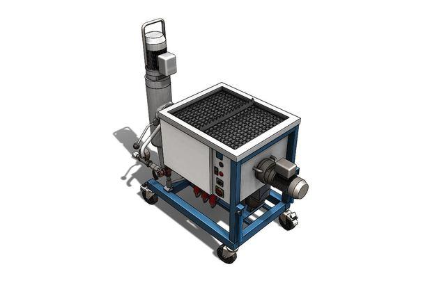 m-tech- pump-assem