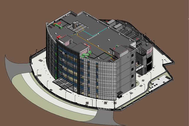 BIM Services for Data Center in India