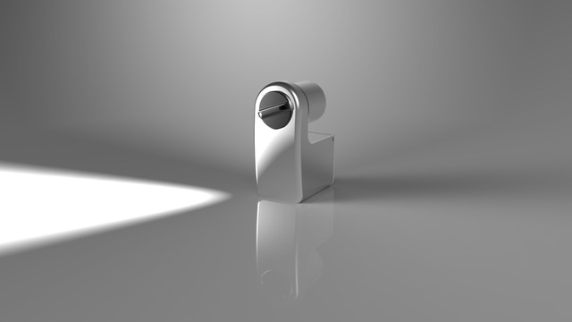 Automated door locking mechanism prototype
