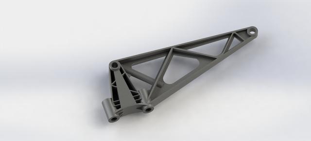 Plastic product 3d model