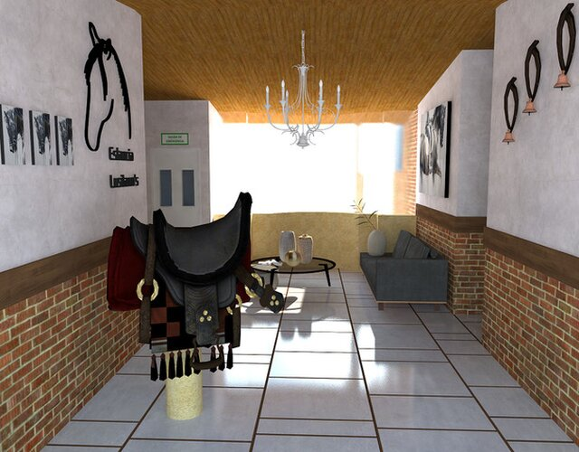 Lusitano's Thematic Hotel (Common Areas)