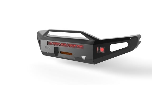 Front Bumper Triton