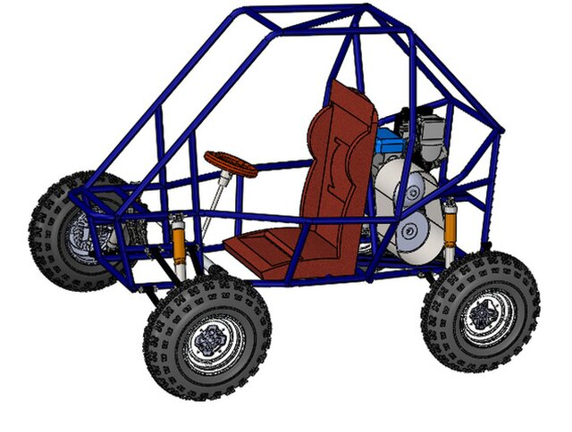 Design and manufacturing of All Terrain Vehicle