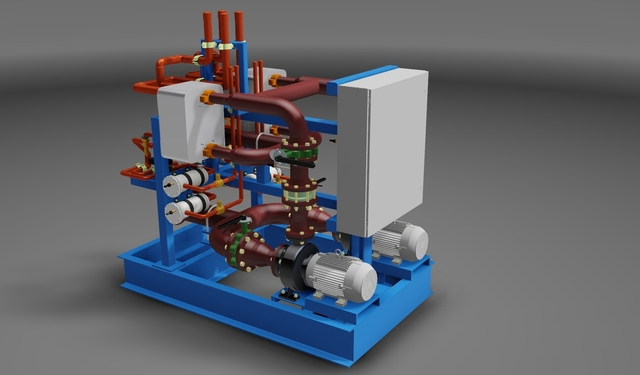 Process Refrigeration Chillers