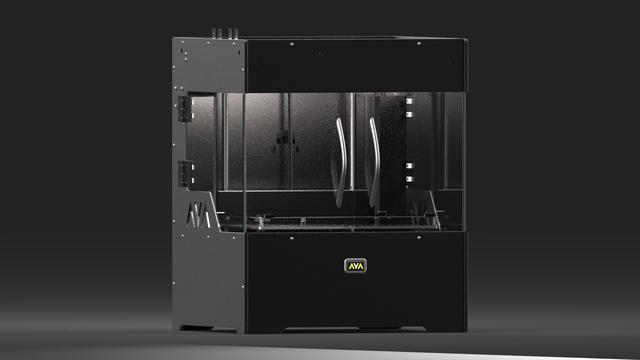 AVA 3d Printer Design