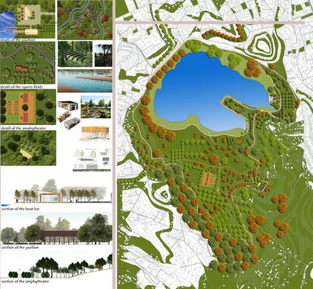 Parametric design, Landscape Desing,Interior Design