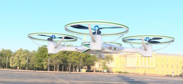 Quadcopter_ Just a concept