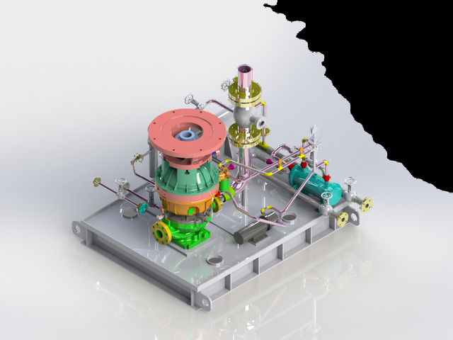 Pump Package System