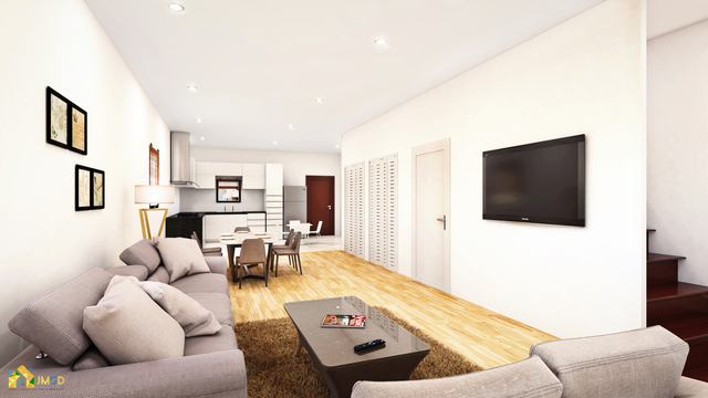 Photorealistic 3D Interior Rendering Services USA