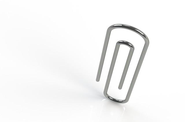 "Paper Clip (1' 3/4"")"