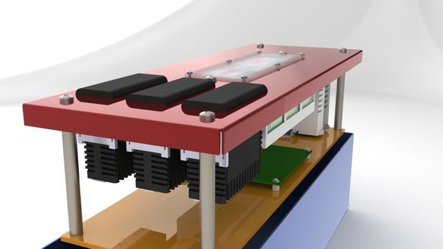 Intelligent Point Heating Transformer
