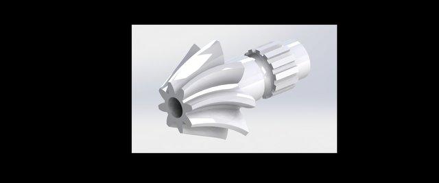 helical-bevel-gear