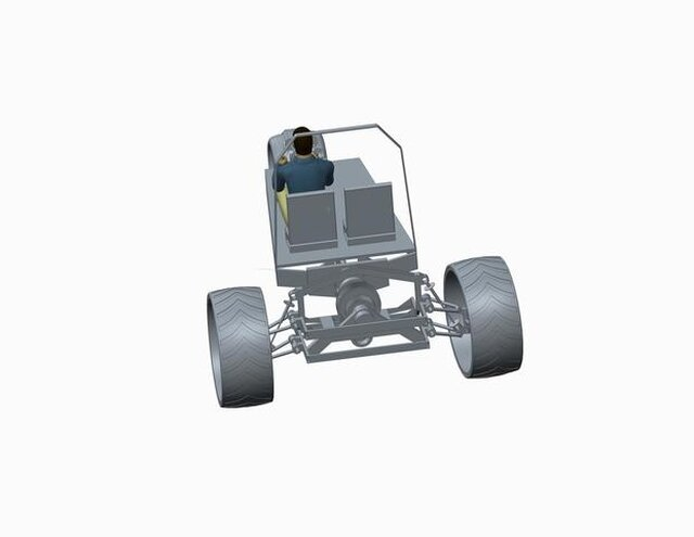 electric open off roader