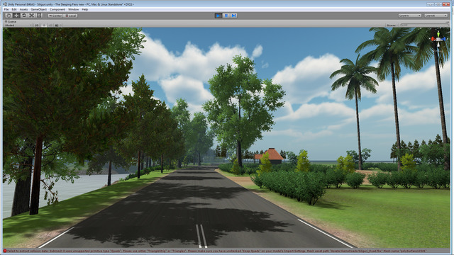 Game development and designing