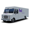 FedEx Corporation Delivery Step Van