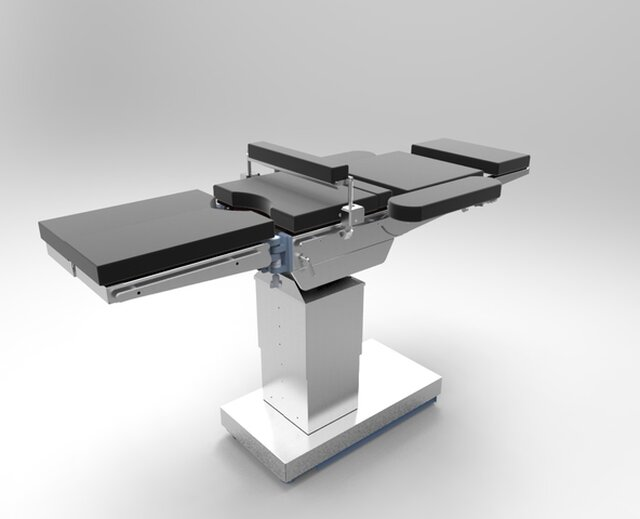 operating table design