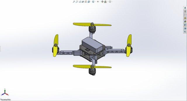 drone (Quadcopter)
