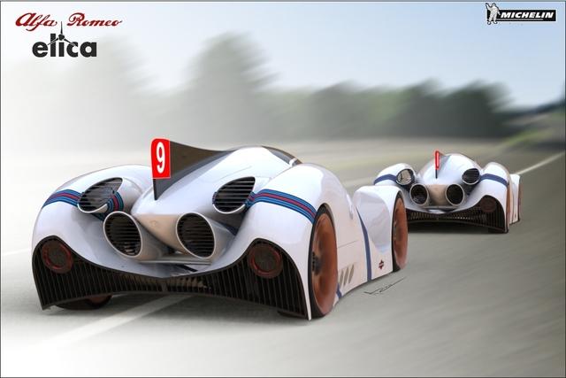 "2017 Michelin Design Challenge , ""Le Mans 2030: Design for the Win."""