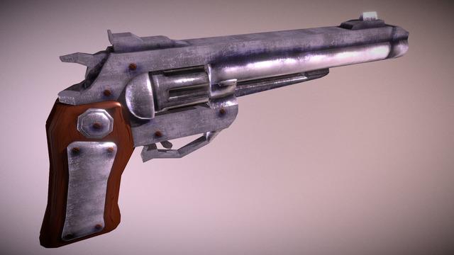 Olde Revolver