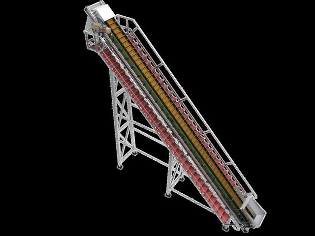 Conveyor design