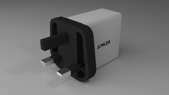 Anker USB wall plug