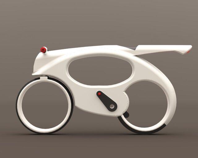 Chakra bike