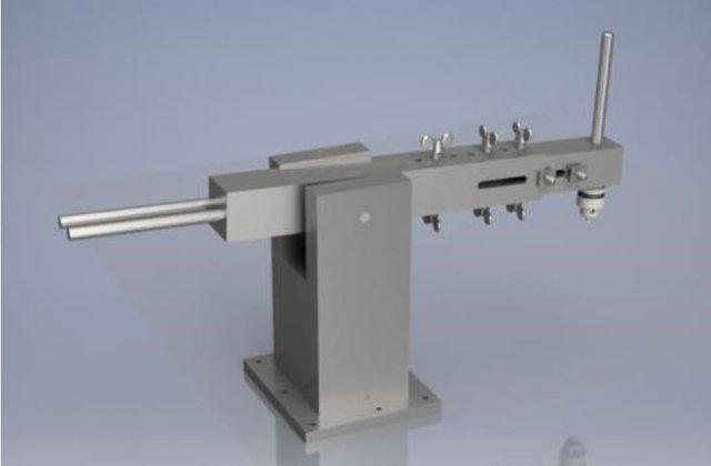 Pin on Disk Tribologic Machine