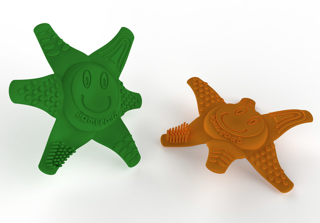 Star Teething Toy
