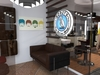 Architectural Rendering - Shop Receiving Area