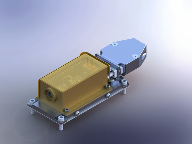 Opto-mechanical package design