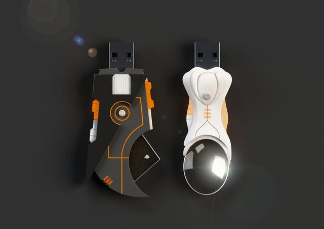 War & Peace USB Flash Drives