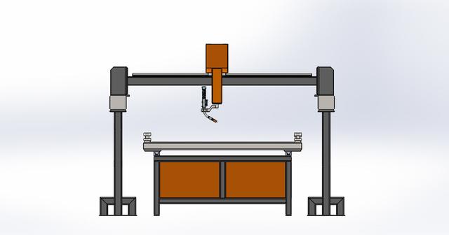 Gantry Welding Machine