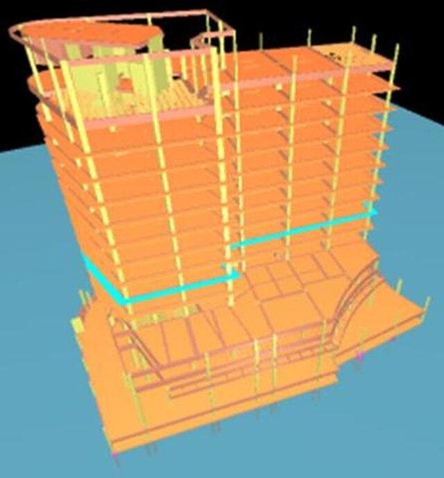 Commercial building design & Detailing