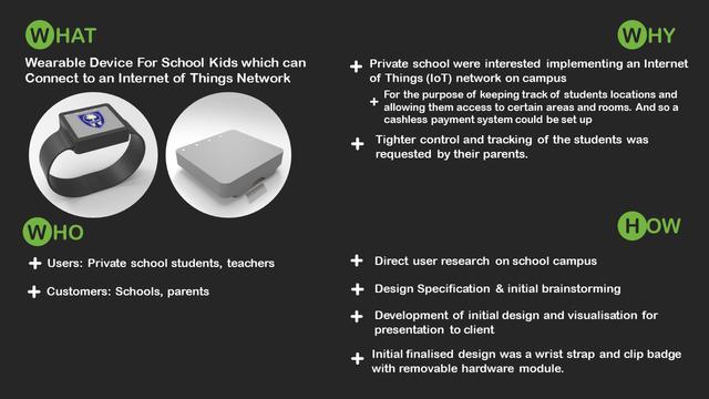 Smart School Device