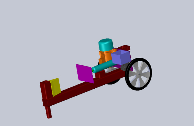 do 2d and 3d model animation in Solidwork, Autocad and Proe