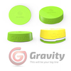 Gravity Fitness Step Concept 01