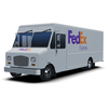 FedEx Express Delivery Step Van