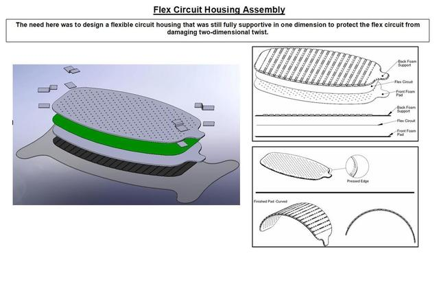Flex Circuit Housing Assembly
