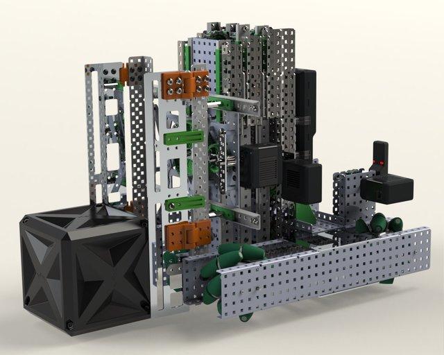Vex Robot Cascade Lift 15inch