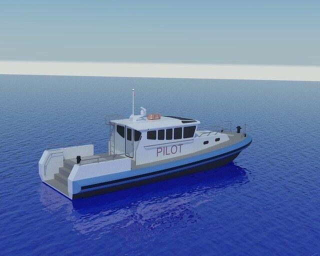 50' Pilot Boat