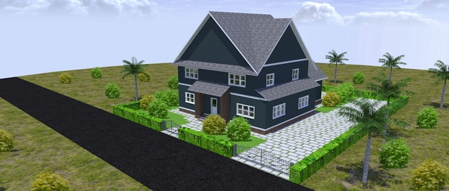 Bungalow Home Design