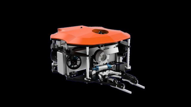Triton ROV (REMOTELY OPERATED VEHICLE)